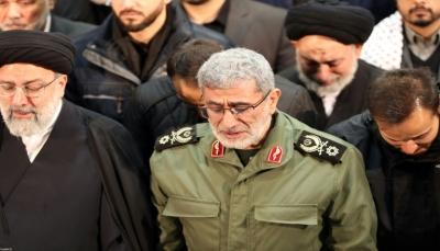 الحكومة: تصريحات قائد فيلق القدس تؤكد انخراط طهران في القتال مع مليشيا الحوثي