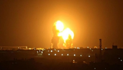 إيران تهاجم قاعدة عسكرية أمريكية في العراق بعشرات الصواريخ