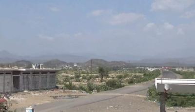 معارك عنيفة بين قوات الجيش ومليشيا الحوثي في الفاخر غربي الضالع