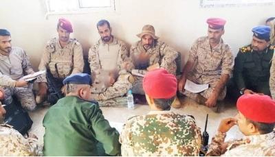 قادة عسكريون تابعون للشرعية يغادرون أبين بعد تعثر تنفيذ اتفاق الرياض