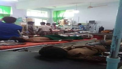 مقتل وإصابة 122 مدنيا بنيران الحوثيين خلال شهر