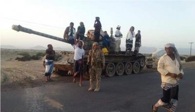 قوات سعودية تصل شبوة.. واللجنة العسكرية تواصل حصر الأسلحة في عدن