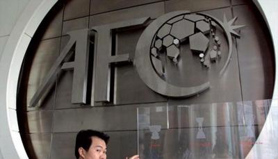 الاتحاد الآسيوي لكرة القدم يحظر على إيران استضافة مباريات دولية