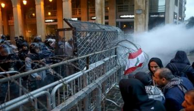 لبنان: مواجهات جديدة في بيروت غداة تظاهرات شهدت عنفاً غير مسبوق