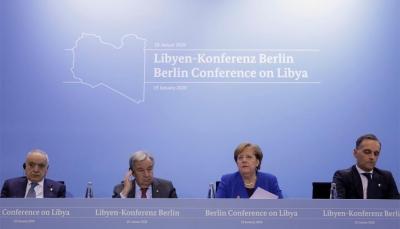 مؤتمر برلين يحدد ثلاثة مسارات لحل الأزمة الليبية ويدعو لاستبعاد الخيار العسكري