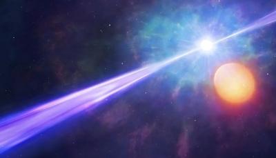 علماء فلك يكتشفون سبب الانفجارات الضخمة بالفضاء