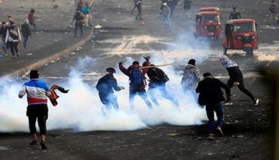 قطع للطرق وشلل مروري في 9 محافظات.. العراقيون يصعدون احتجاجهم ضد النخبة الحاكمة