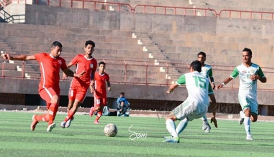 أهلي تعز يتأهل لنصف نهائي الدوري التنشيطي