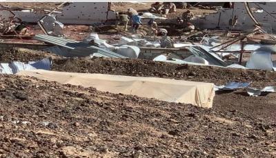 الحوثيون ينفون صلتهم بالهجوم الصاروخي على معسكر للجيش في مأرب