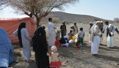 الأمم المتحدة: 6 ألف يمني نزحوا جراء تجدد المعارك شرق صنعاء