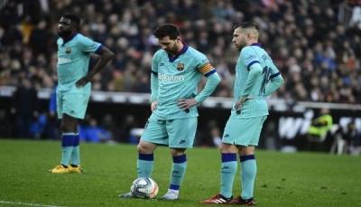 برشلونة لتعويض الخسارة وريال مدريد للتأكيد في كأس إسبانيا