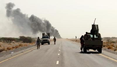 قتلى وجرحى حوثيين في معارك شرق الحديدة