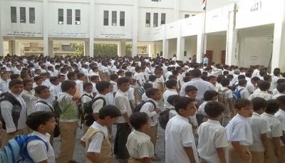 """مليشيا الحوثي تفرض """"مجهود حربي"""" على طلاب الحديدة"""