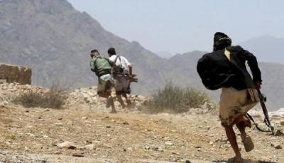 قوات الجيش تحبط هجوماً حوثياً غرب تعز
