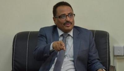 وزير النقل يتهم السعودية بعدم منحه تأشيرة دخول للقاء الرئيس هادي