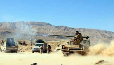 قوات الجيش تستعيد مواقع جديدة في نهم وتدمير تعزيزات حوثية