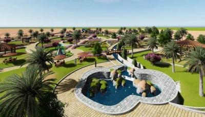 مأرب: الإعلان عن تسليم ثلاثة مواقع لإنشاء حدائق عامة