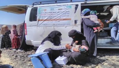 الأمم المتحدة: نزوح 9 ألف شخص جراء تصاعد العمليات العسكرية في نهم والجوف ومأرب