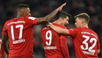 """بايرن ميونيخ يطيح بـ """"هوفنهايم"""" من كأس ألمانيا"""