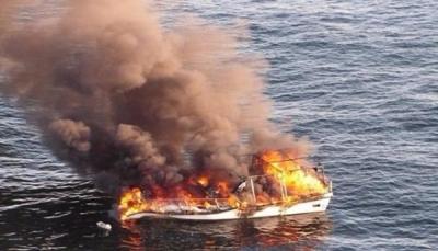 التحالف العربي يعلن إحباط هجوم إرهابي حوثي في البحر الأحمر