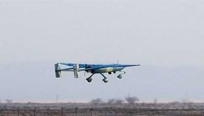 """صعدة: الجيش الوطني يسقط طائرة مسيرة إيرانية الصنع بمديرية """"الصفراء"""""""