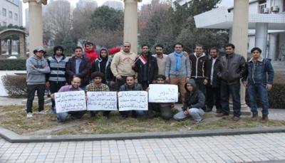 الحكومة تصرف مستحقات ومساعدات مالية للطلاب اليمنيين في الصين