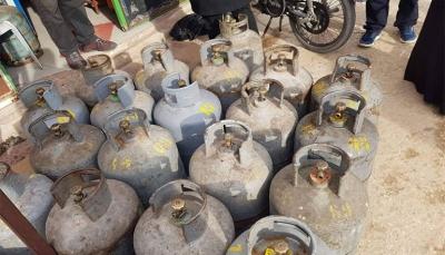 تخفيض أسعار الغاز المنزلي بحضرموت