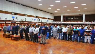بحفل بهيج.. اليمنيون في ماليزيا يحييون الذكرى التاسعة لثورة الـ 11 فبراير