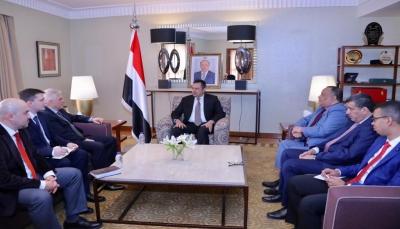 الحكومة تدعو المجتمع الدولي للضغط على الحوثيين لتفادي كارثة صافر