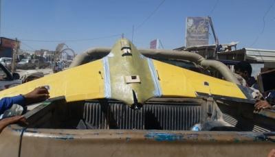 الجيش الوطني يعلن إسقاط طائرة مسيرة للحوثيين جنوبي غرب الجوف