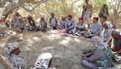 وزير الدفاع: العوائق لن تُثني اليمنيين عن استكمال تحرير كامل تراب الوطن
