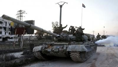 سوريا: قوات النظام تسيطر على قريتين في إدلب وتركيا تنشئ نقطتين في المنطقة