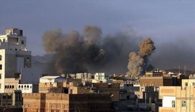 التحالف يعلن تنفيذ عملية نوعية استهدفت مخازن للصواريخ والطائرات في صنعاء