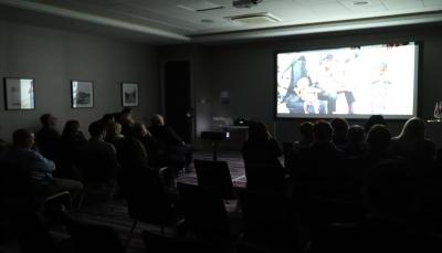 فيلم يوثق ضحايا ألغام الحوثيين يحصد جائزة أوروبية