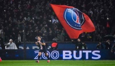 باريس سان جيرمان يهزم بوردو برباعية في مباراة مثيرة