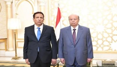 الرئيس هادي يوجه بمحاربة الظواهر الدخيلة على المهرة