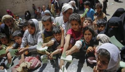 الصليب الأحمر: 65% من اليمنيين يفتقرون للأمان الغذائي