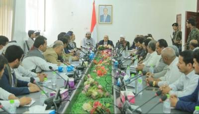 فتح: زيارة الوفد الحكومي لمأرب مقدمة لزيارة بقية الوزراء من أجل إسناد الجيش