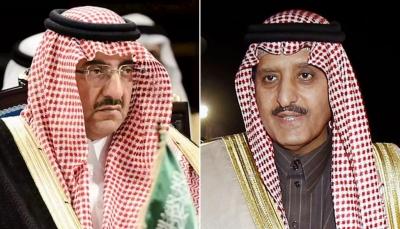 حملة اعتقالات بالسعودية تطال كبار الأمراء أبرزهم أحمد بن عبد العزيز ومحمد بن نايف