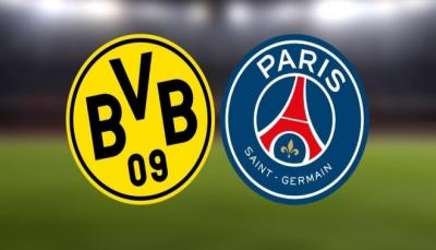 مباراة باريس سان جيرمان وبوروسيا دورتموند دون جمهور
