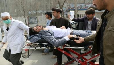 سقوط صواريخ في كابول خلال أداء غني اليمين رئيسا للبلاد وخصمه ينصب نفسه رئيسا