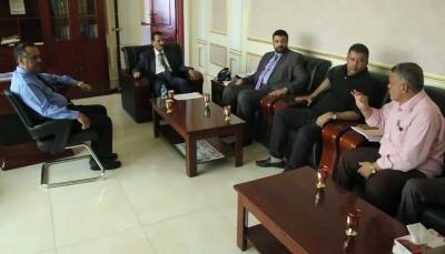 """النائب العام يدعو السلطة المحلية بـ""""عدن"""" للوقوف بحزم أمام ظاهرة نهب الأراضي"""