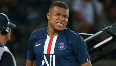 """اشتباه بإصابة اللاعب الفرنسي """"مبابي"""" بفيروس كورونا"""