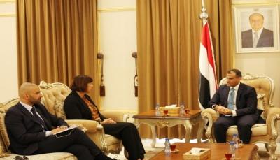 الحكومة اليمنية تحمل ميليشيا الحوثي تبعات ونتائح التصعيد الأخير