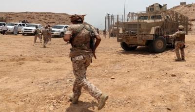 شبوة: القوات الإماراتية تنسحب من معسكر العلم وتحل مليشيات موالية بديلاً عنها