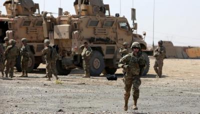 العراق: سقوط 10 صواريخ كاتيوشا على معسكر يستضيف قوات أميركية قرب بغداد