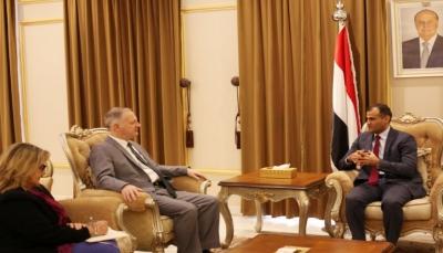 الحكومة اليمنية: تعليق عمل الفريق خطوة في إطار إعادة تقييم الجدوى من اتفاق ستوكهولم