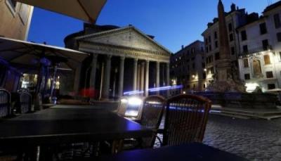 إيطاليا تغلق كافة المتاجر في البلاد باستثناء محال بيع الأغذية والصيدليات