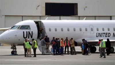 الحوثيون يغلقون مطار صنعاء أمام رحلات الأمم المتحدة