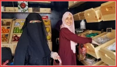 نساء يقتحمن سوق العمل بمهن جديدة من اجل العيش في زمن الحرب (تقرير خاص)